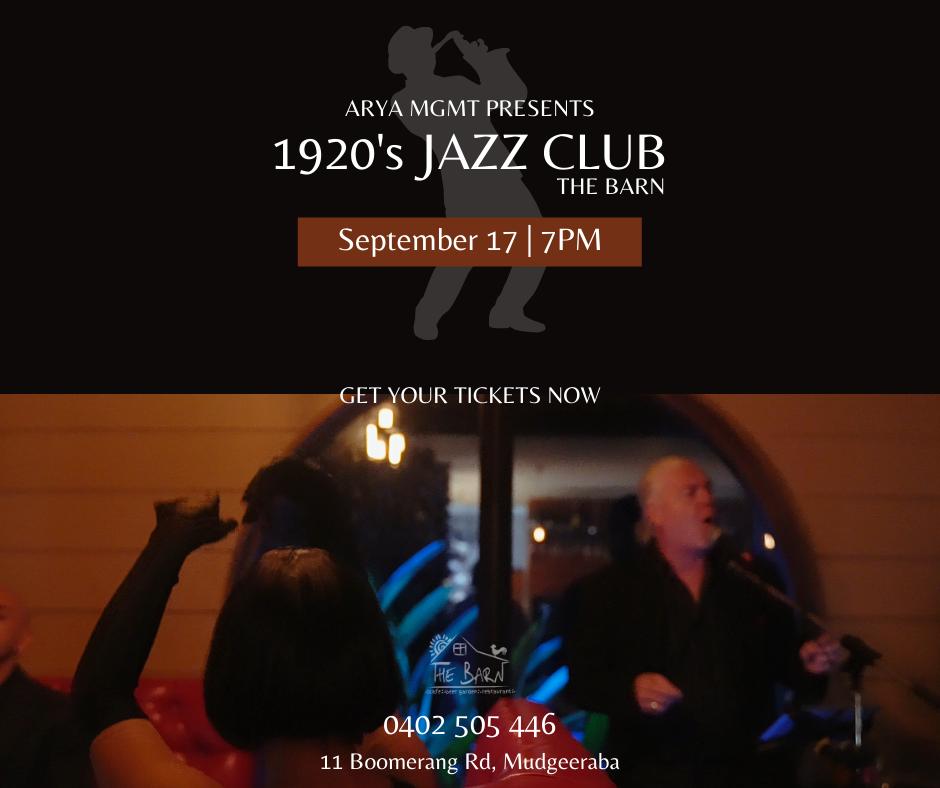 1920 Jazz Club